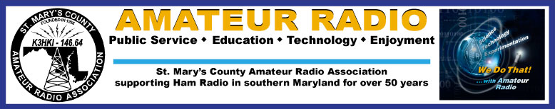 St. Mary's County Amateur Radio Association