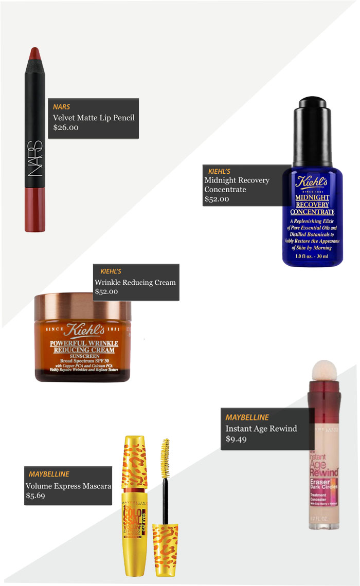 MY TOP 5 BEAUTY PRODUCTS AT THE MOMENT