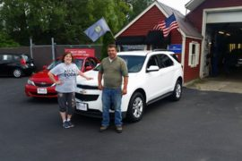 New Owners Fred and Laurie Marshall - Copy