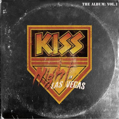 KISS Night in Las Vegas - The Album Vol 1