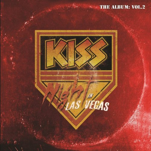 KISS Night in Las Vegas, The Album: Vol. 2