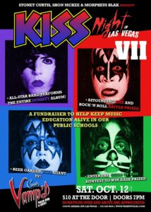 KISS Night in Las Vegas VII