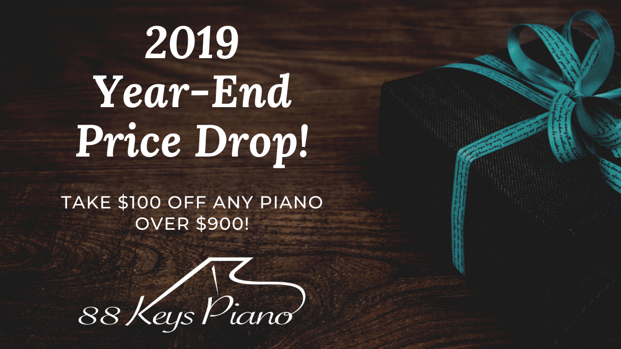 Year-end price drop!