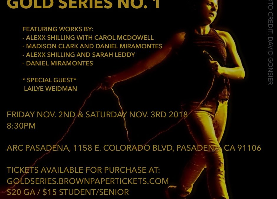 amd newsletter, Save the Date: GOLD SERIES No 1