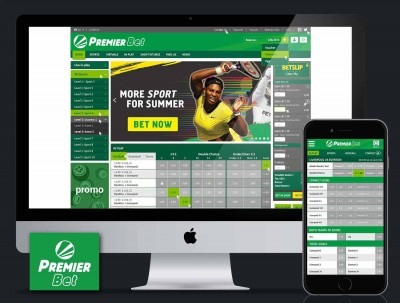 Premier Bet Mobile-First Sports Betting site
