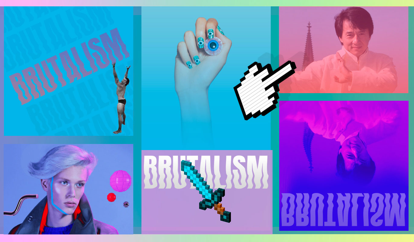 Brutalism: A New Trend in Web Design