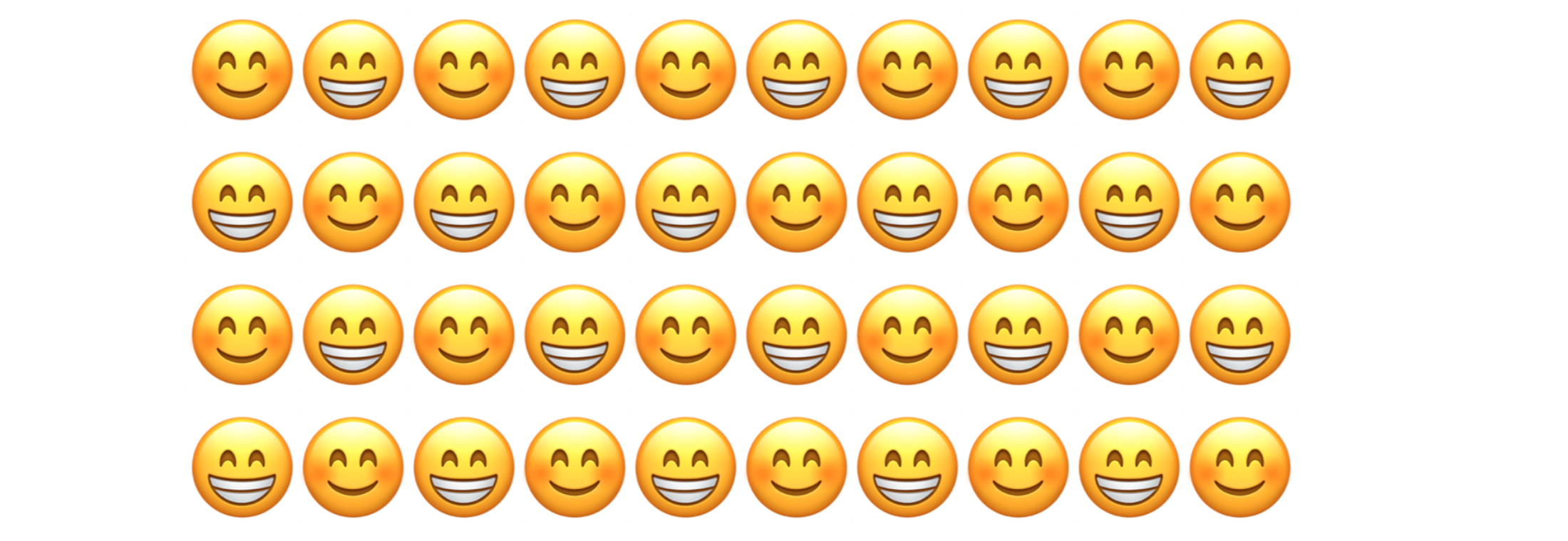 The Happiest Places On Earth (According To Emojis)