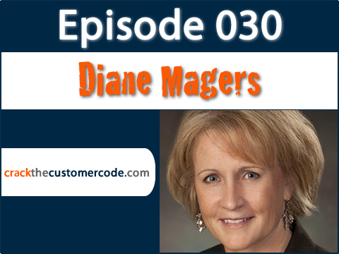 Diane Magers of AT&T Podcast Interview