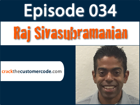 Raj Sivasubramanian, Senior Manager, Global Customer Insights, eBay Marketplaces Podcast Interview