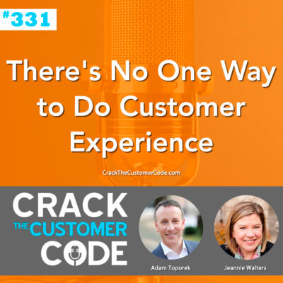 do customer experience