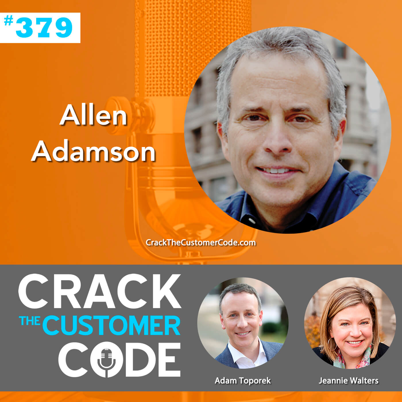 379: Allen Adamson, Shift Ahead