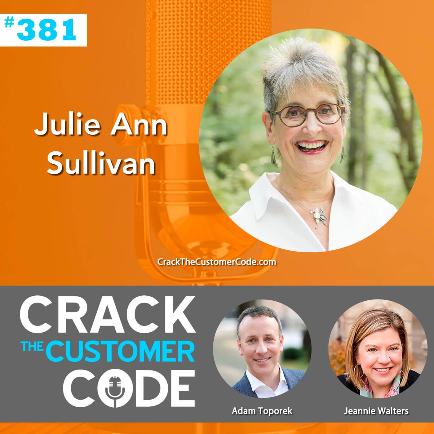 381: Julie Ann Sullivan, Catalysts of Culture