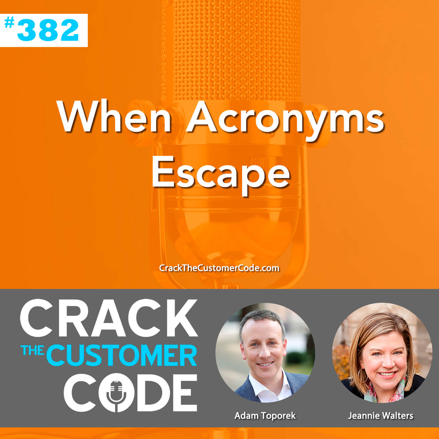 382: When Acronyms Escape