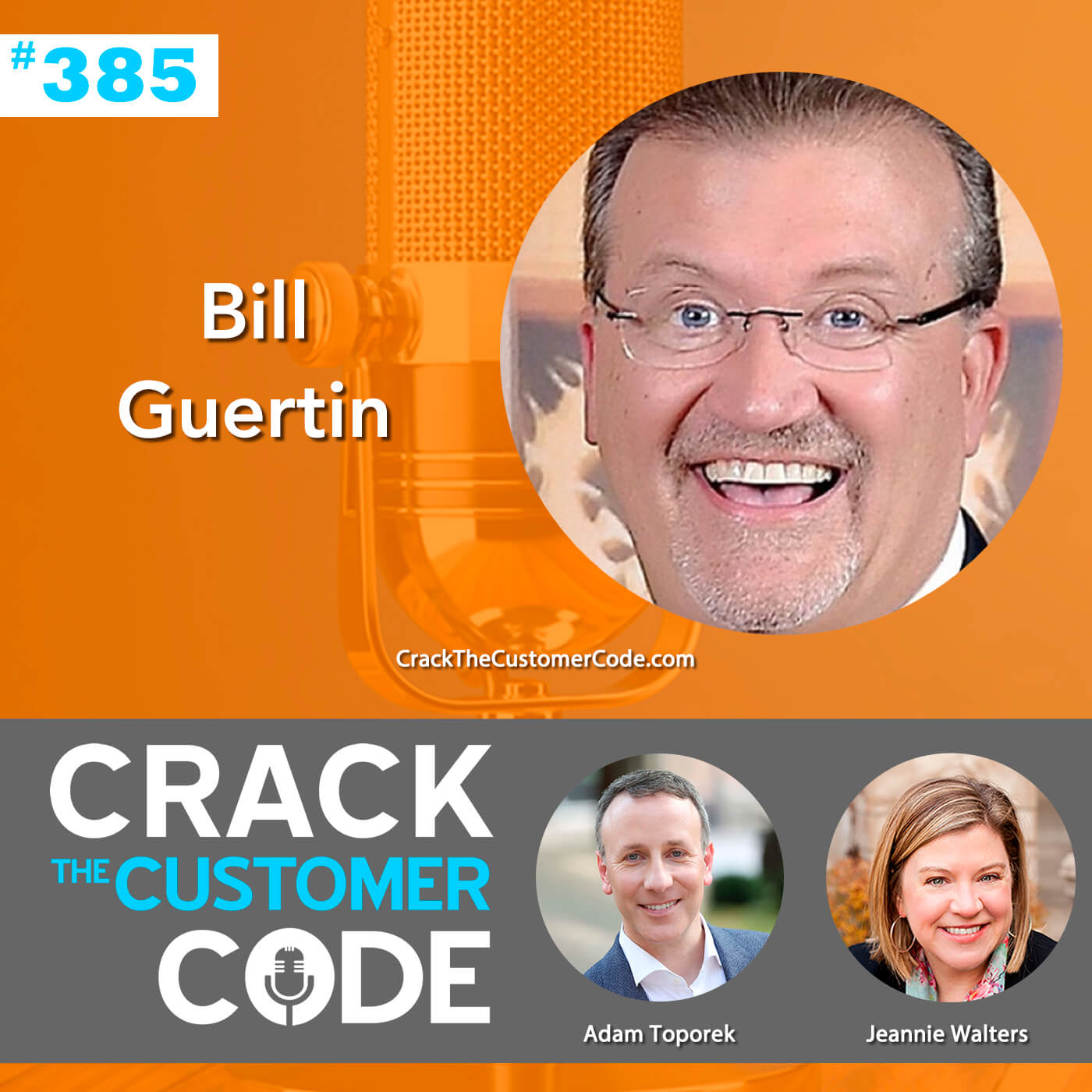 385: Bill Guertin, The Fan Experience