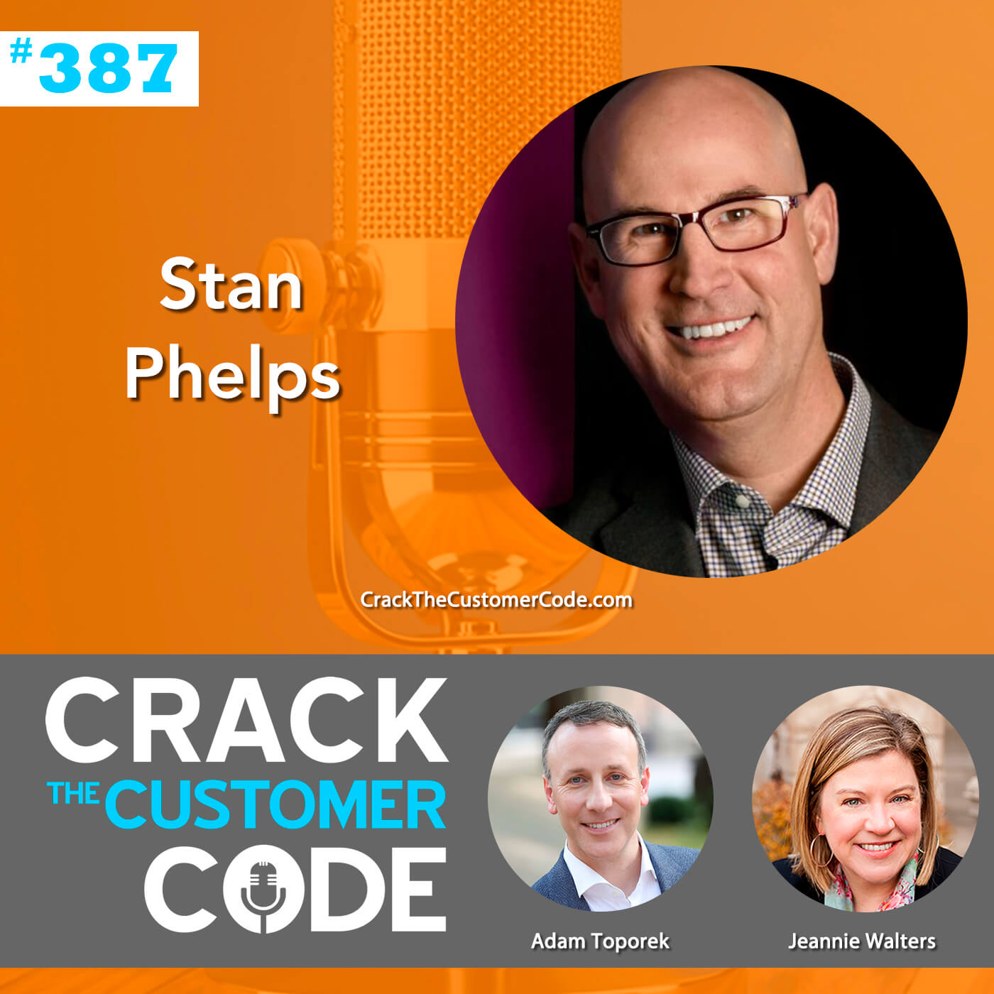 387: Stan Phelps Talks Pink Goldfish