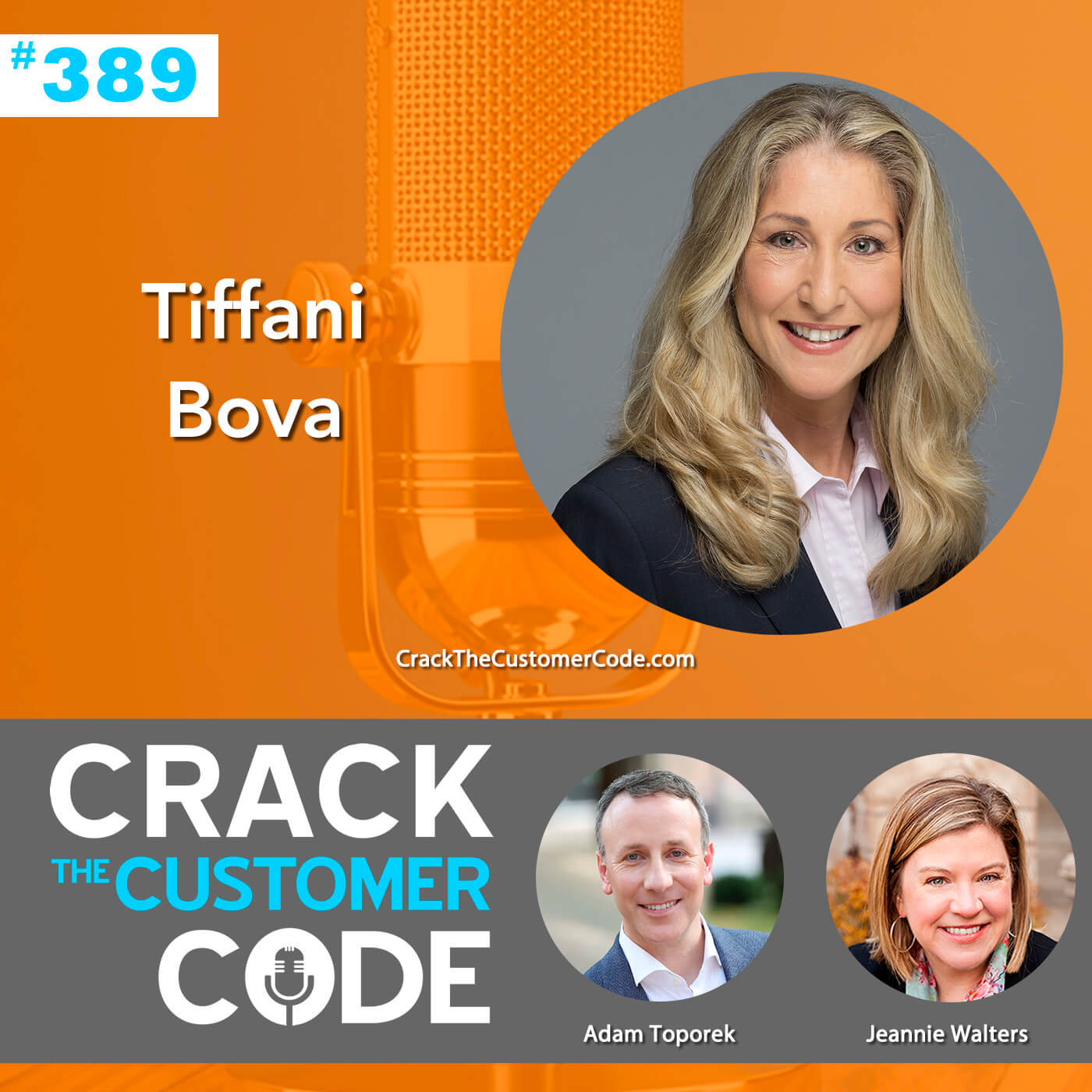 389: Tiffani Bova, Growth IQ