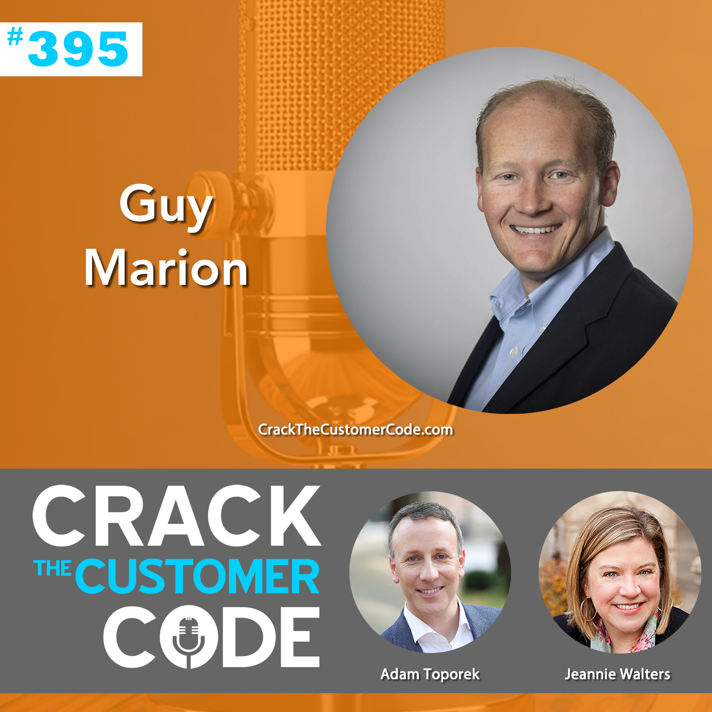 395: Guy Marion, Subscription Economy Retention