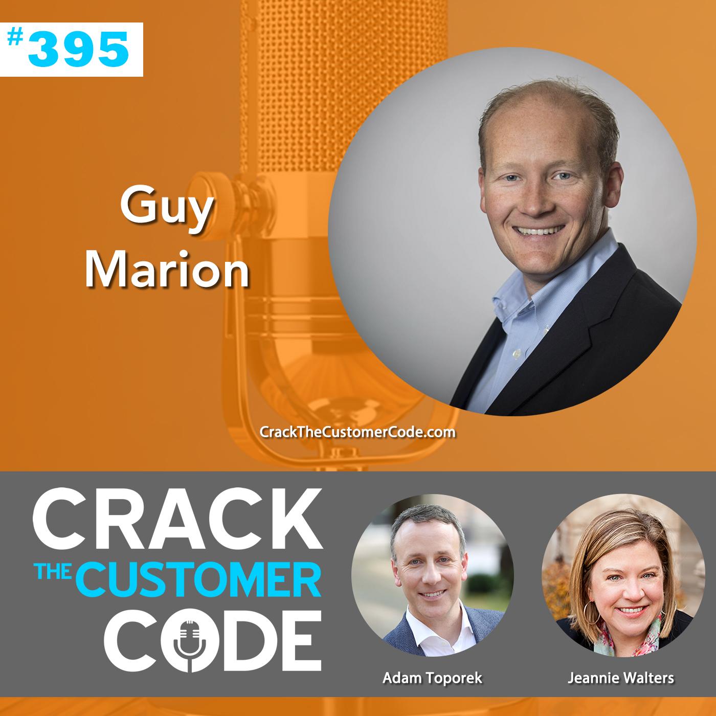 395: Guy Marion, Subscription Economy Retention