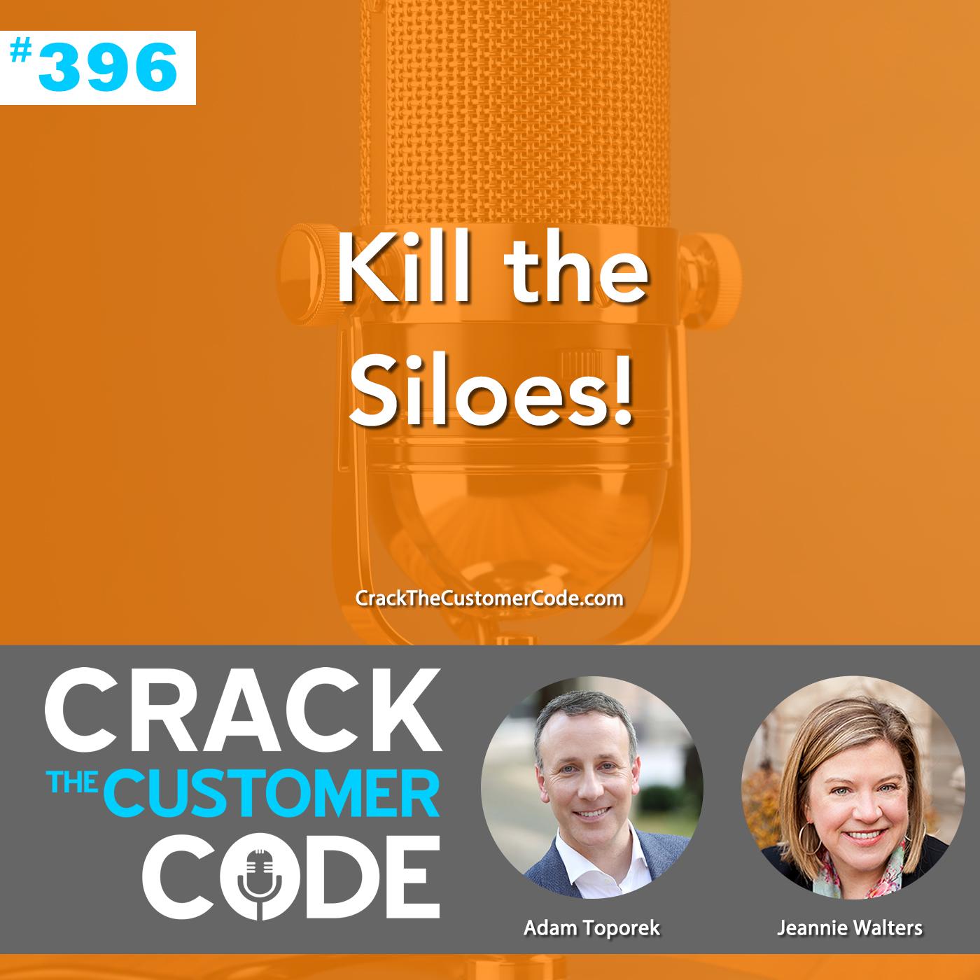 396: Kill The Siloes!