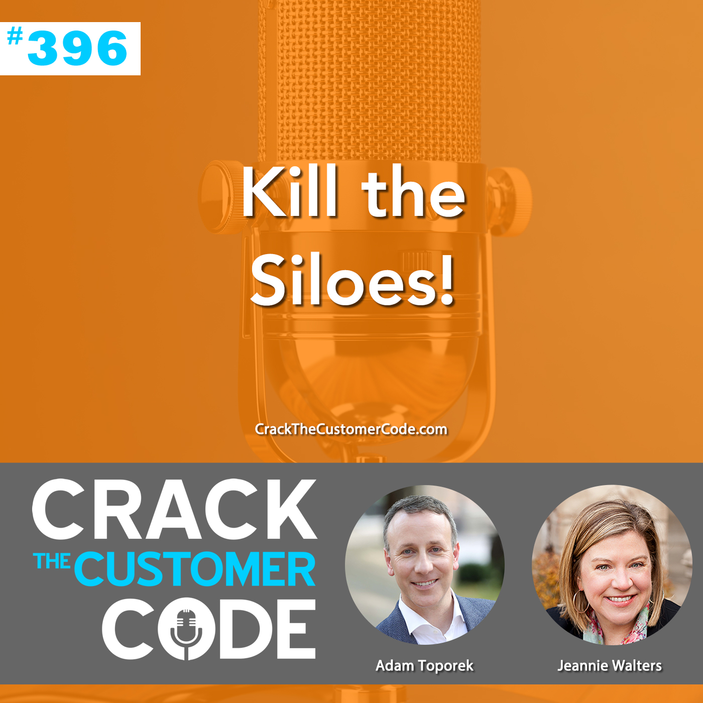 396: Kill The Siloes!