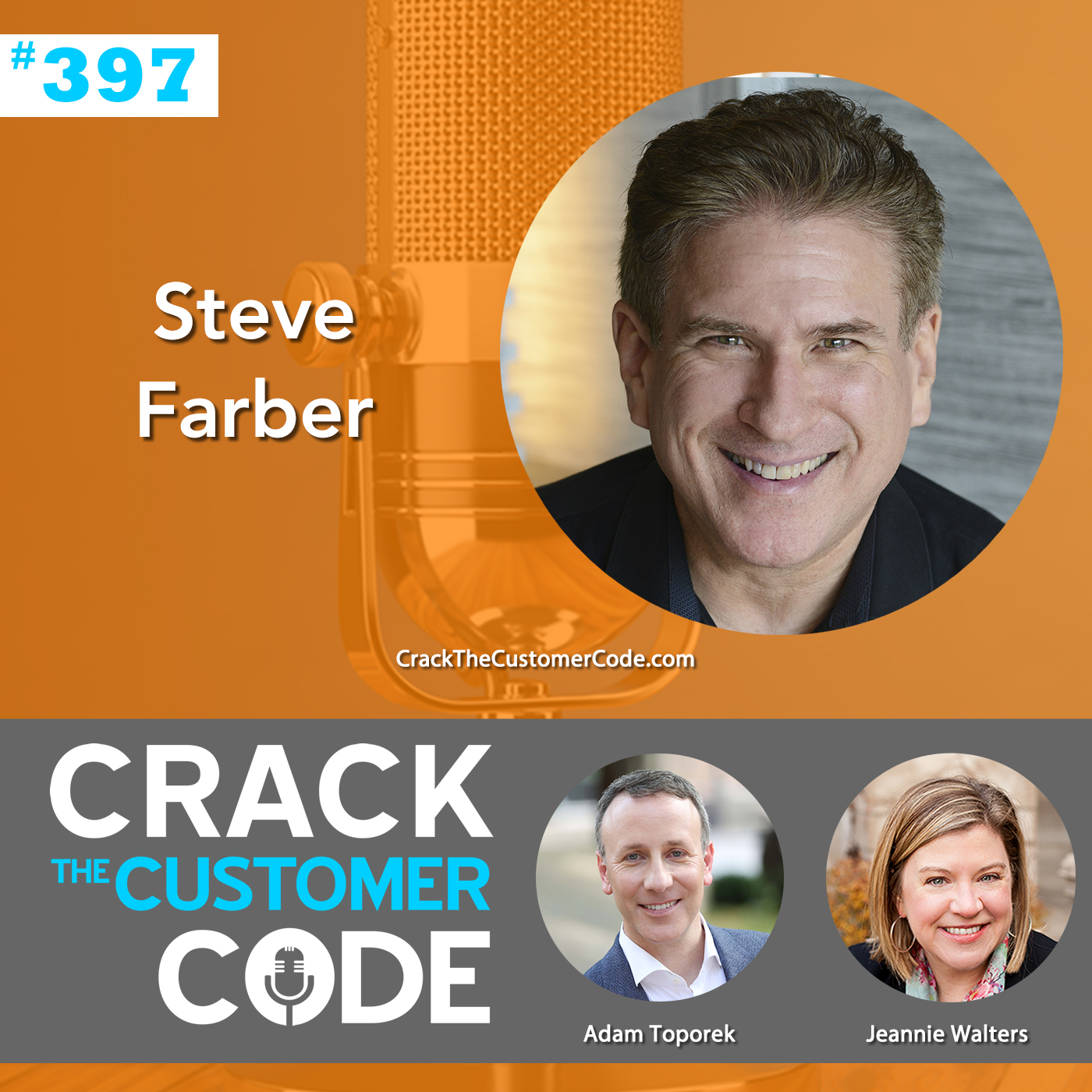 397: Steve Farber, Love is Good Business!