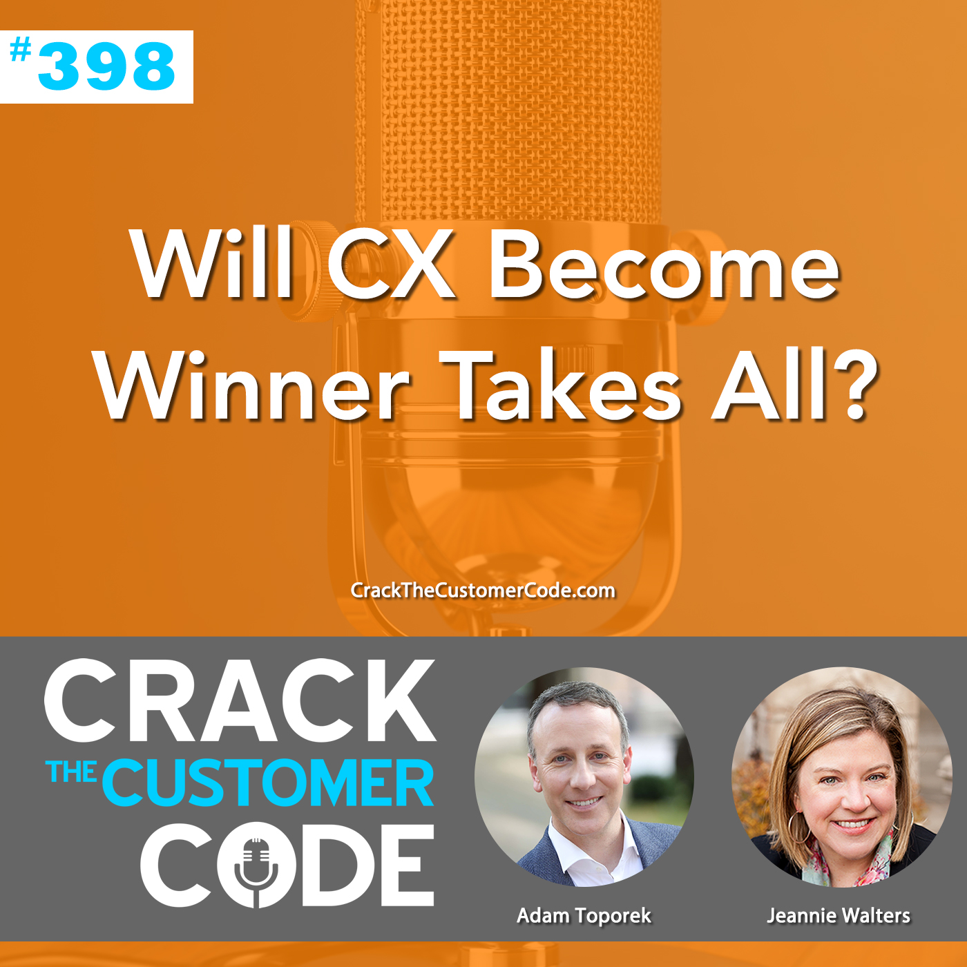 398: Will CX Become Winner Takes All?