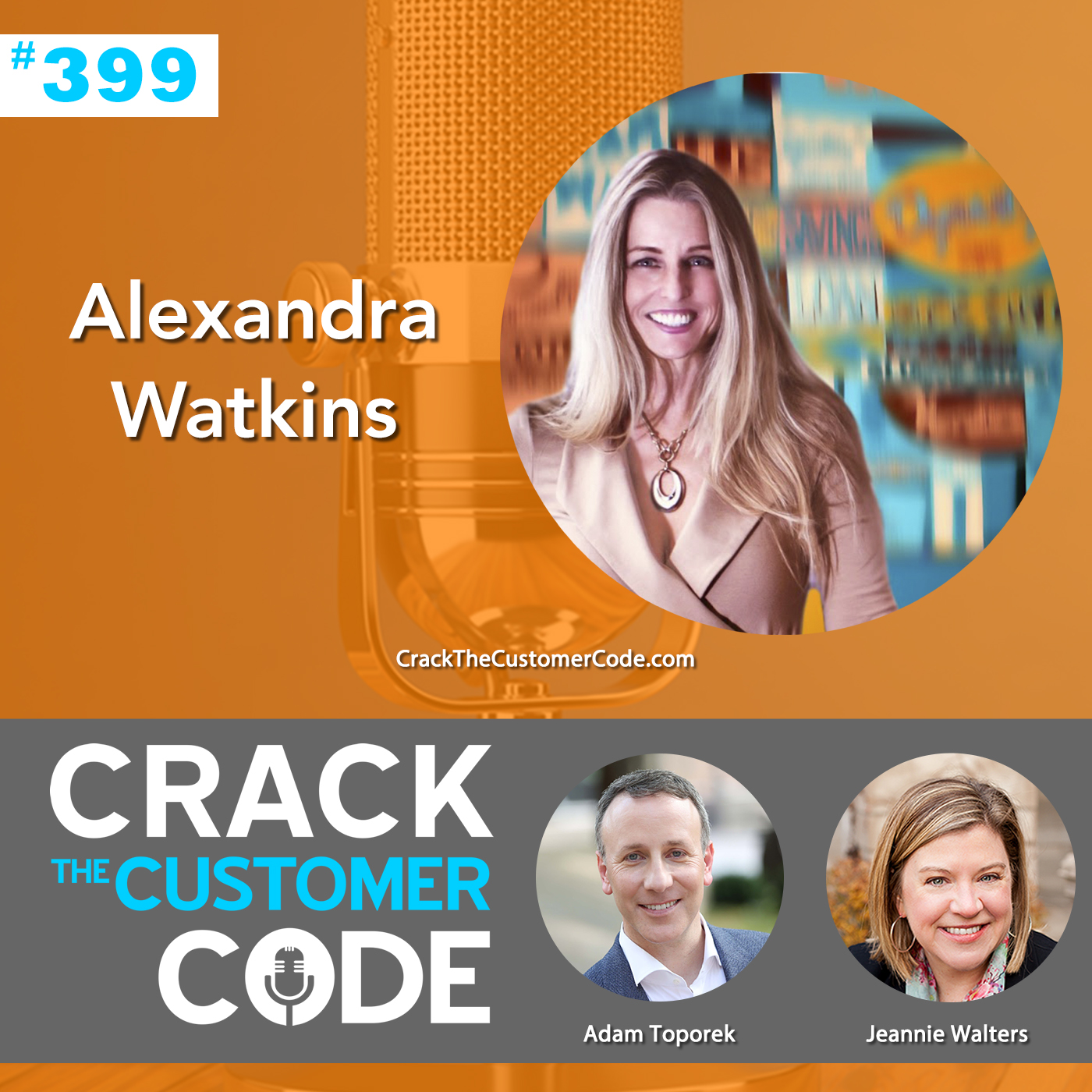 399: Alexandra Watkins, Choosing Brand and Product Names