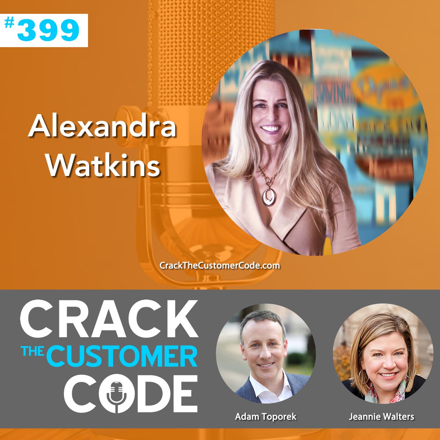 399: Alexandra Watkins, Choosing Brand and Product Names