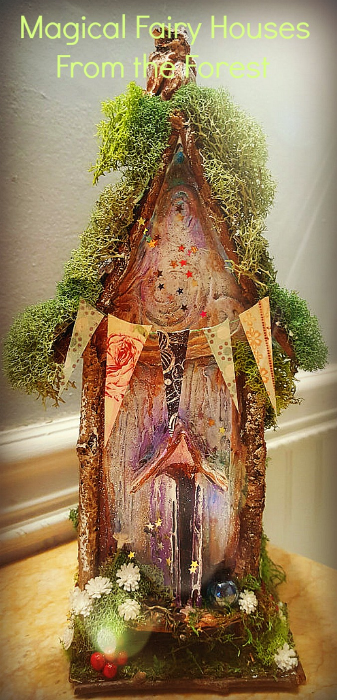 Magical Forest Fairy House