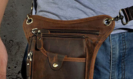 Cell Phone Belt Pouch