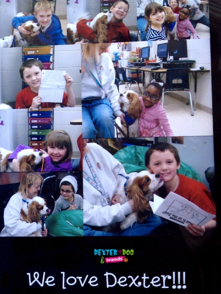 Children's Authors with Dogs