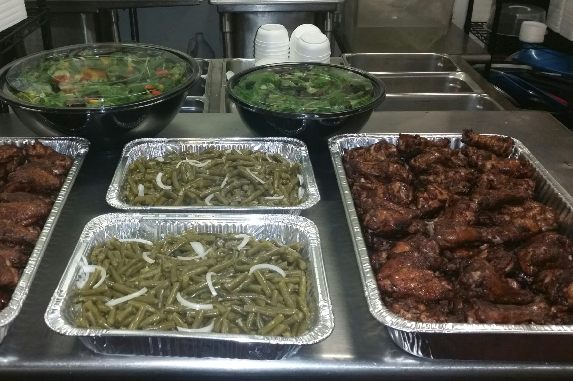 gobble stop smokehouse, catering, barbecue