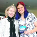 """With Australian prize-winning author of """"The Things We Can't Undo: There no backspace key for life's decisions"""" Gabrielle Reid. Take a look, written before #MeToo movement"""