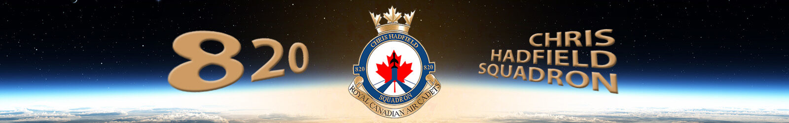 820 Chris Hadfield Squadron