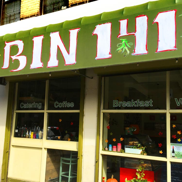BIN-141-nBIN 141 nyc restaurant east village