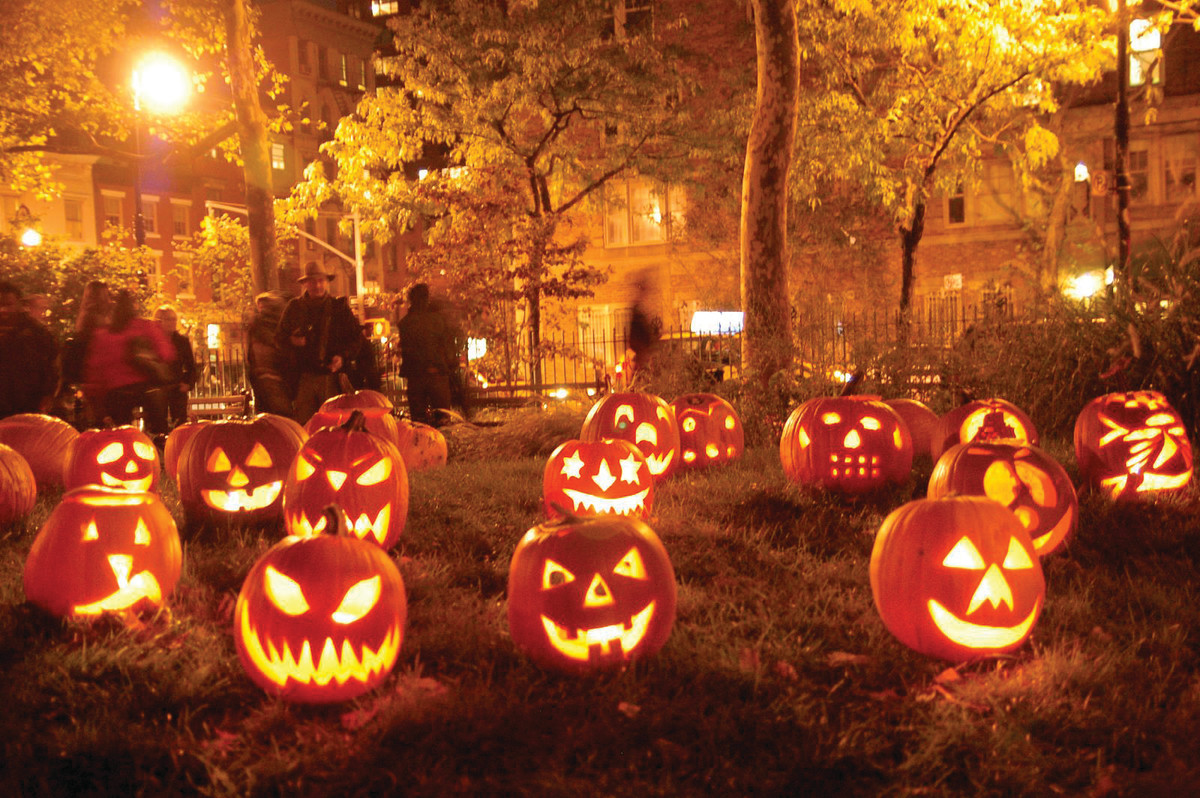 Here's how real estate is celebrating Halloween this year
