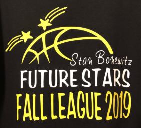 Stan Bonewitz Fall League 2019