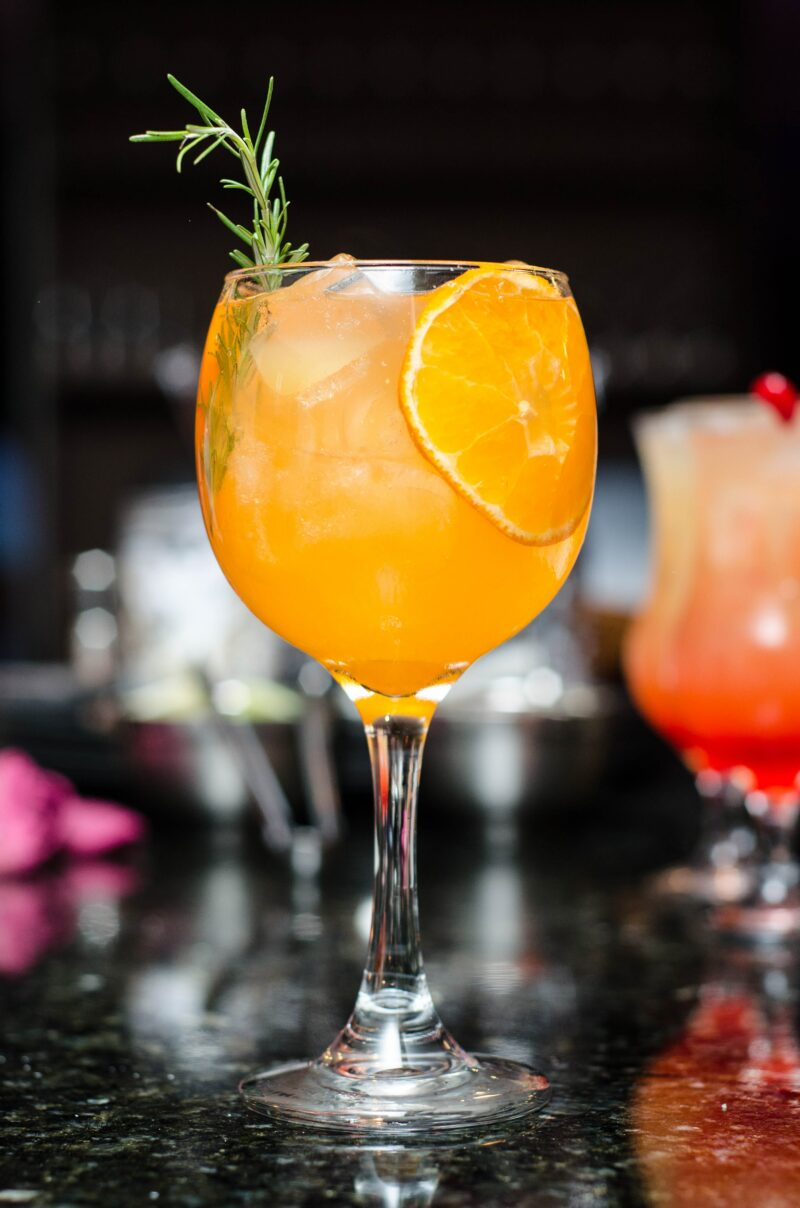 fresh fruit cocktails recipes and tips by Raising the Bar KC