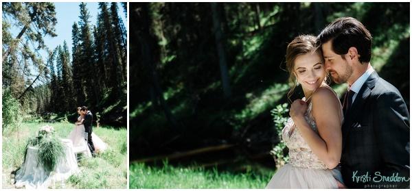 Wedding Photographer Calgary Styled Shoot