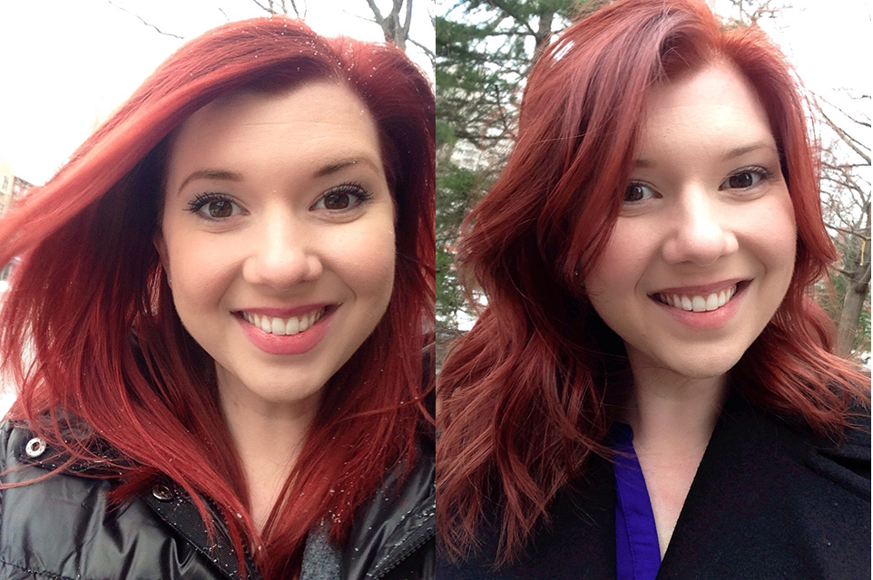 Before and After NIOXIN