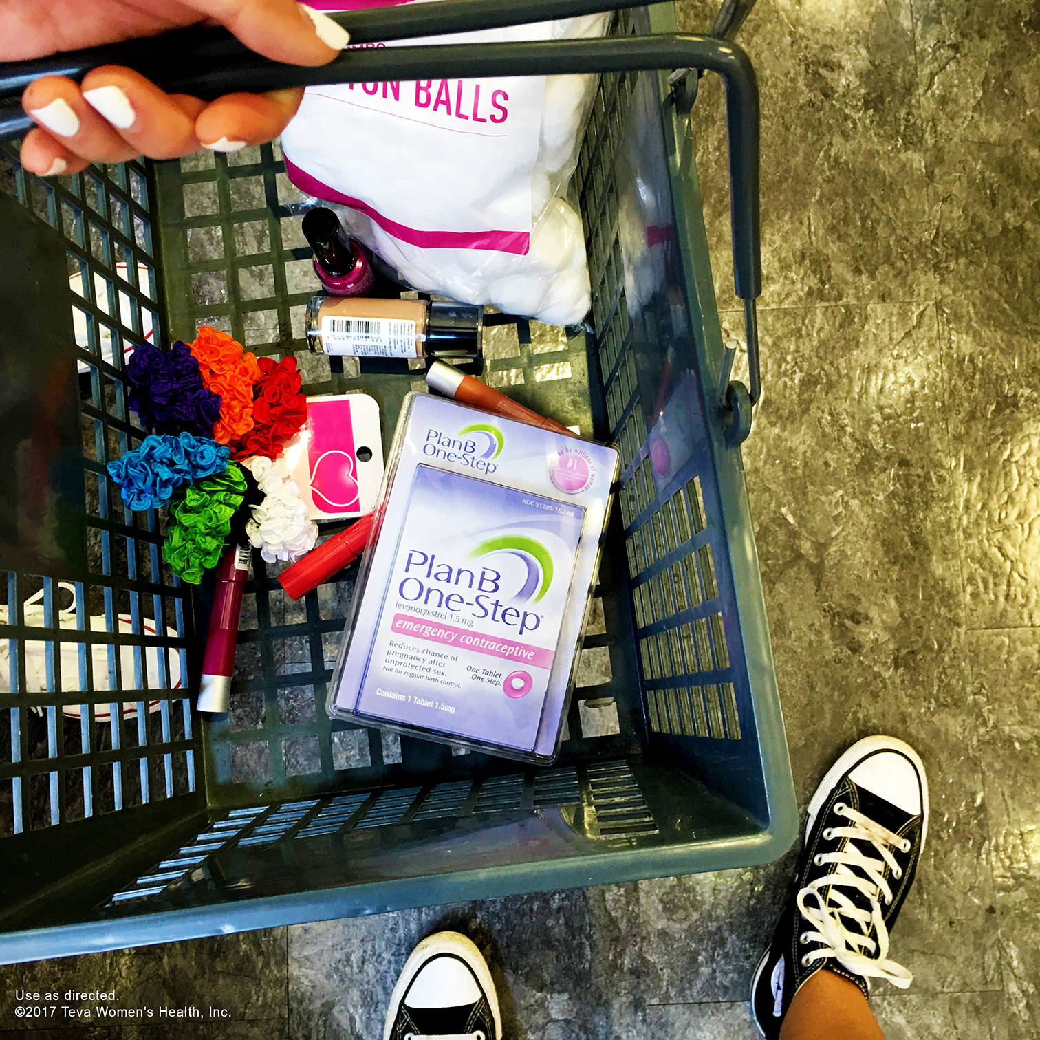 Plan B Shopping Cart