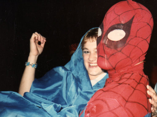 Spidey Gets the Girl