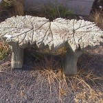 Concrete, Outdoor, Garden Tables and Benches in Portland, Oregon