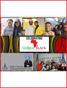 Issue 10 - Ralph J. Bunche International Affairs Center Newsletter!