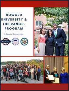 Issue 4 - Ralph J. Bunche International Affairs Center Newsletter!
