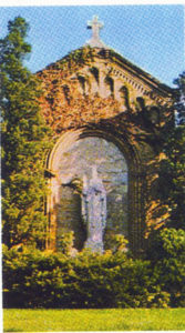 1957 front of church