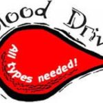 Blood Drive: Sunday, October 9th 2016 9:45 am – 3:45 pm in the school gym