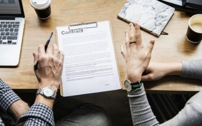The Four Types of Contracts Every Small Business Owner Should Have