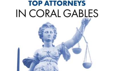 Coral Gables Magazine Names Lillian A. Ser, Esq. A Top Attorney