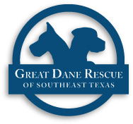 Great Dane Rescue of Southeast Texas – Save a Dane – GDRST